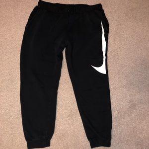 Black Nike Joggers